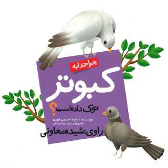 خدا به کبوتر بال داده
