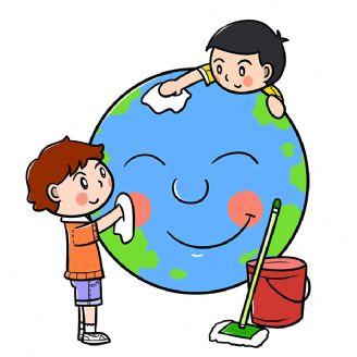 دنیای قشنگ و پاک