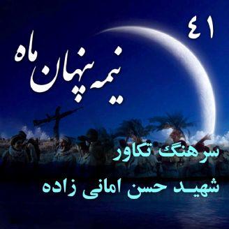شهید حسن امانی زاده