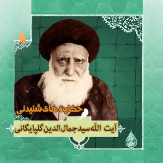 زندگینامه آیت الله سید جمال الدین گلپایگانی