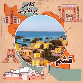 قشم دلفین زیبای جلیج فارس
