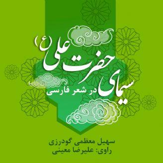 سیمای حضرت علی علیه السلام در شعر فارسی