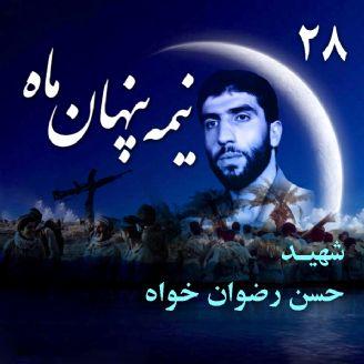 شهید حسن رضوان خواه