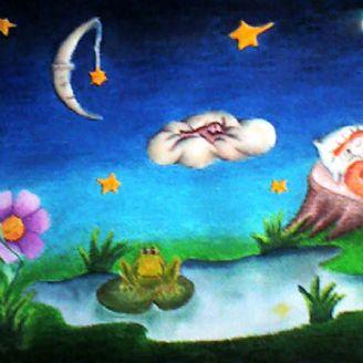 لالایی آذری - پرنده خواب
