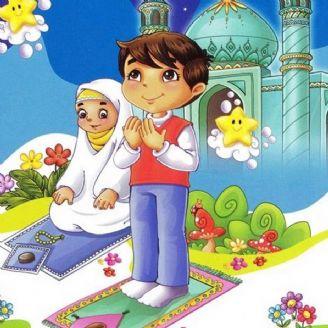 وقت نماز است