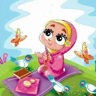 چادر نماز زهرا