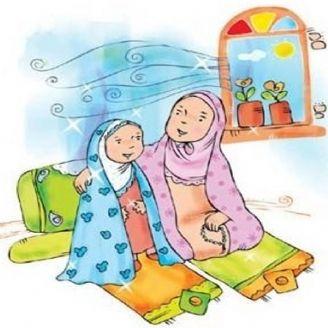 چادر نیلوفری