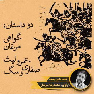 گواهی مرغان / عمرو لیث صفاری و سگ