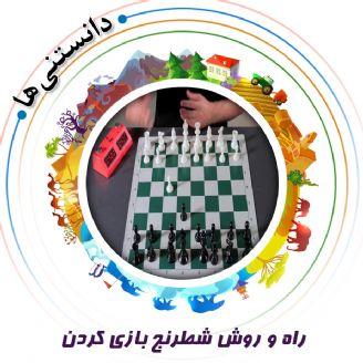 راه و روش شطرنج بازی كردن