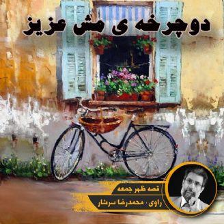 دوچرخه ی مش عزیز
