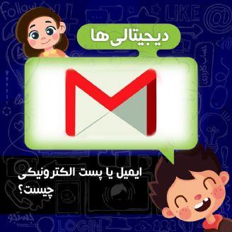ایمیل یا پست الكترونیكی چیست؟