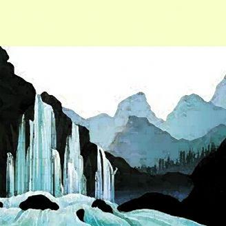 خروش آبشار