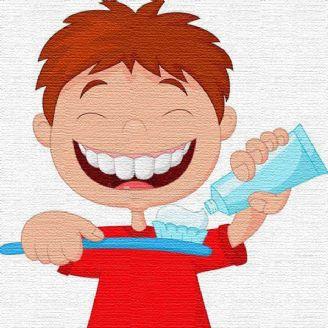 دندان مثل مروارید