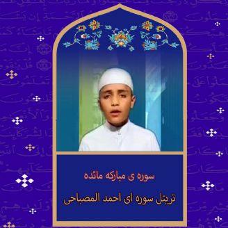 ترتیل احمد المصباحی