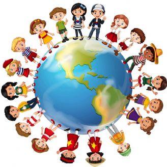 کودکان جهان (آوای صلح)