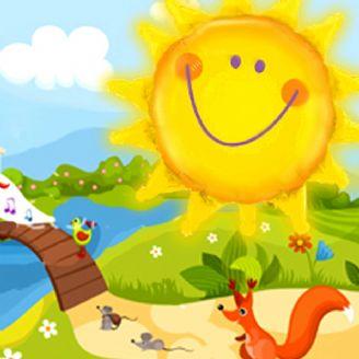 خورشید مهربان ما