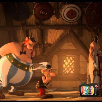 انیمیشن آستریكس، سرزمین خدایان